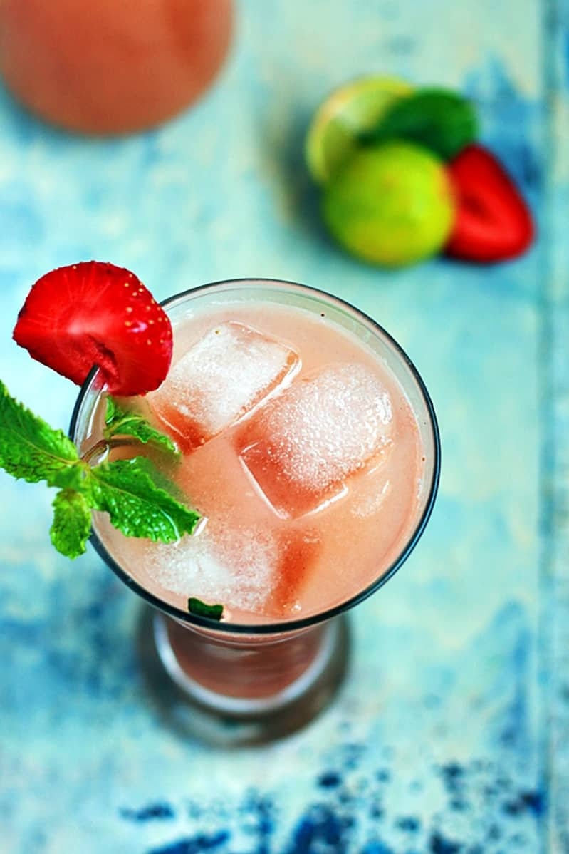 Fruit Punch Recipe How To Make Fruit Punch