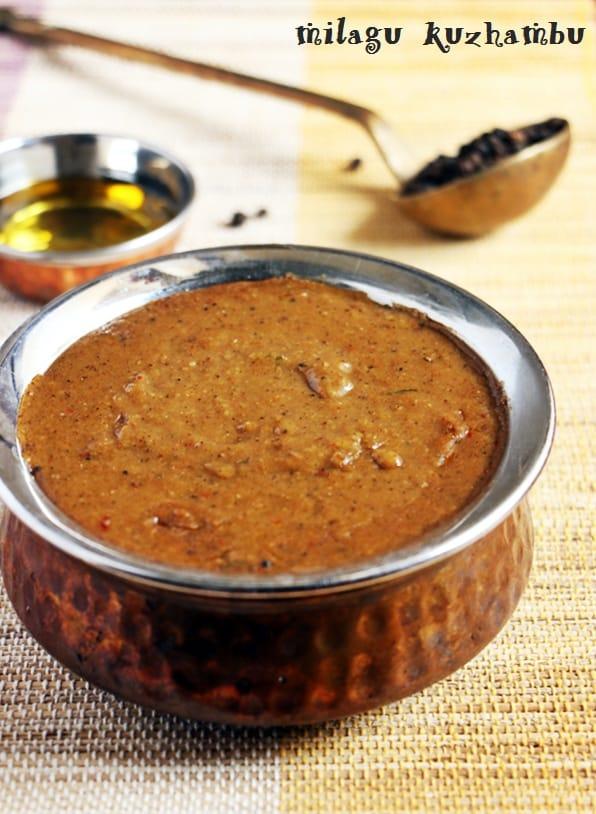 milagu kuzhambu recipe