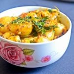 Aloo Methi Recipe | How To Make Aloo Methi