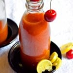 Cherry lemonade recipe | How to make cherry lemonade