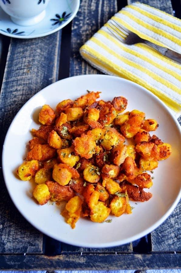 baby corn fry recipe, baby corn golden fry recipe