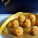 Aval laddoo recipe,how to make aval laddoo | Poha laddoo | Easy festival sweets