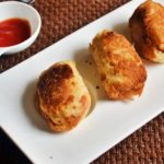 Bread roll recipe | How to make stuffed bread rolls recipe| Snack recipes