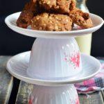 Breakfast Cookies Recipe | Eggless Breakfast Cookies Recipe