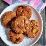 eggless breakfast cookies recipe2