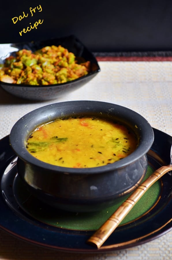 dal fry recipe restaurant style