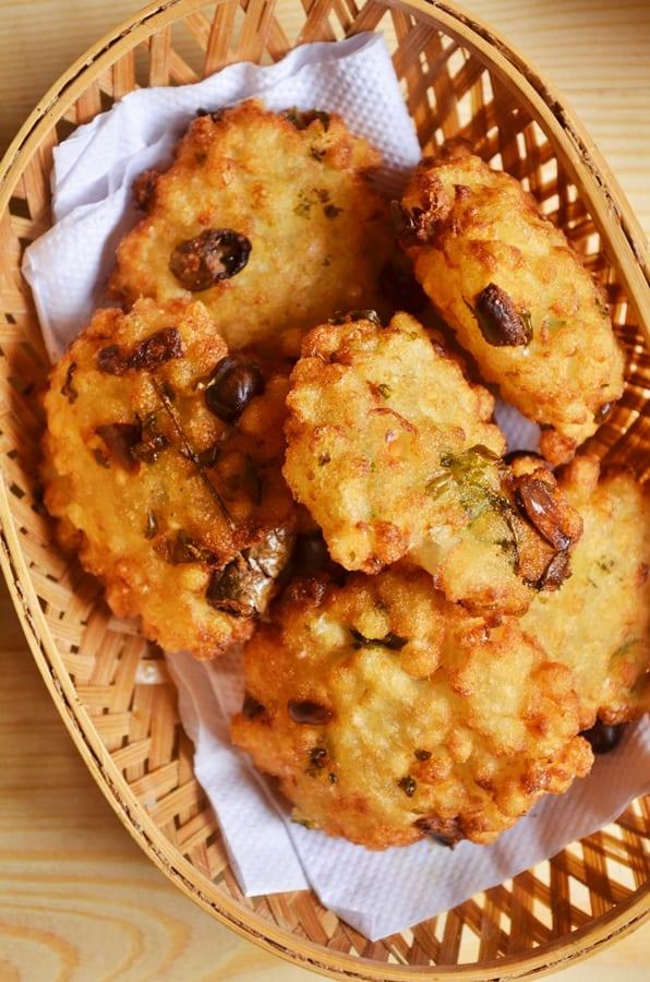 sabudana vada recipe1