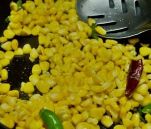 sweet corn sundal step3
