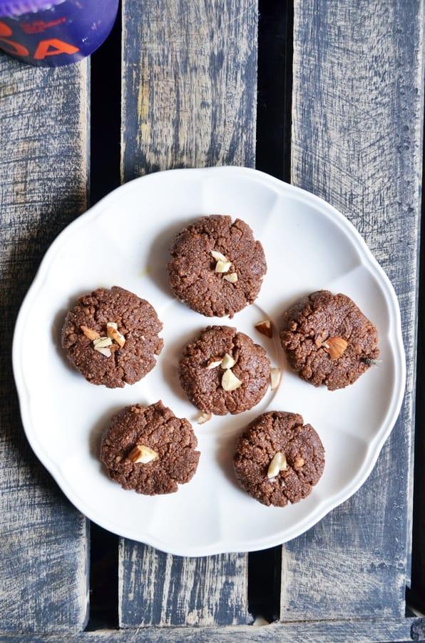 chocolate sandesh recipe4