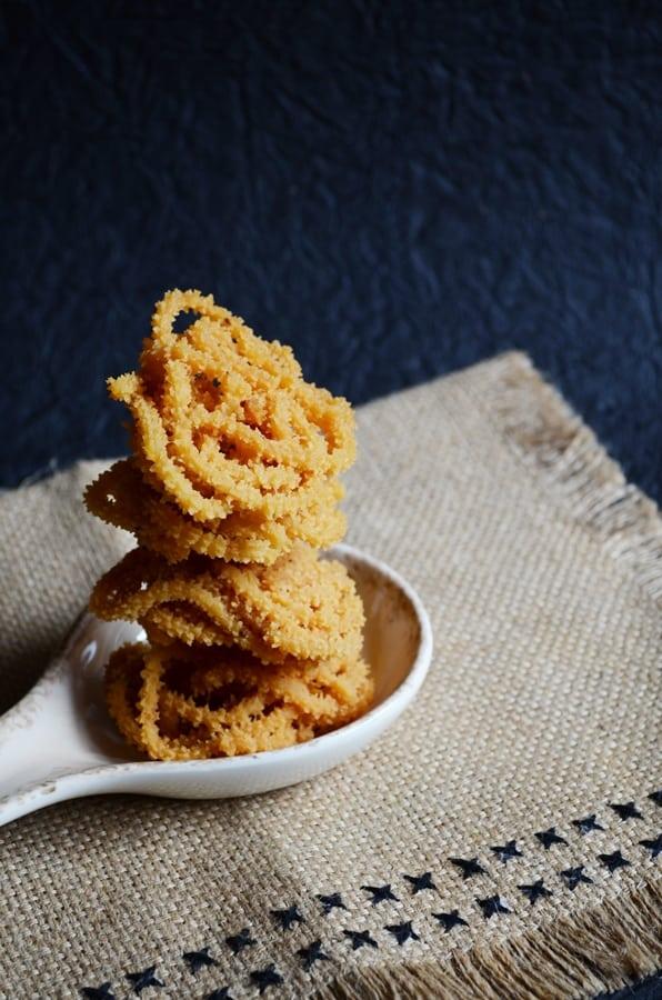 potato murukku recipea