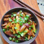 Chilli potato dry recipe2