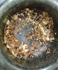garlic rasam step 4