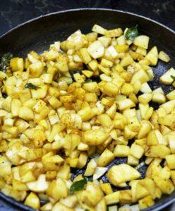 potato podi curry step4