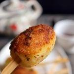 Potato lollipop recipe | Easy finger food recipes