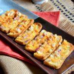 Easy carrot breadsticks recipe | Easy finger food recipes