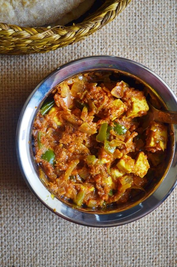 paneer tawa masala recipe3