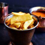 Sindhi Aloo Tuk Recipe | How To Make Aloo Tuk