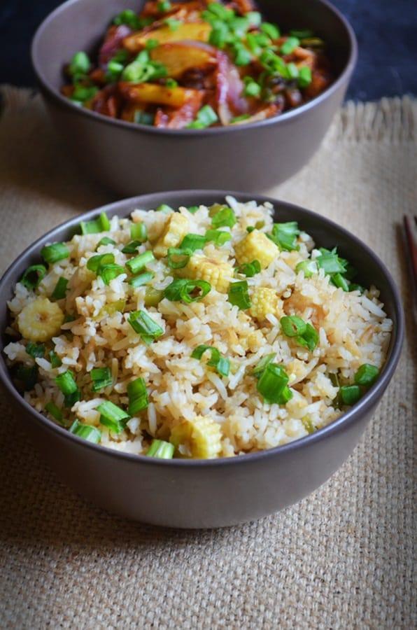 baby corn fried rice recipe2
