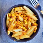 butter corn pasta recipe1