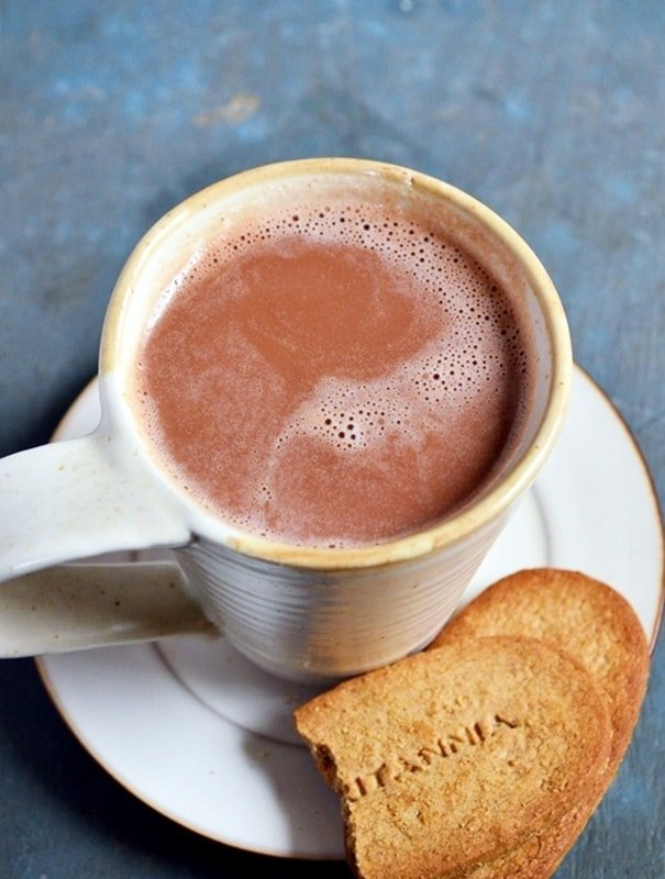 How to make nutella hot chocolate recipe