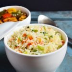 Easy Veg Fried Rice Recipe (Vegetable Fried Rice)