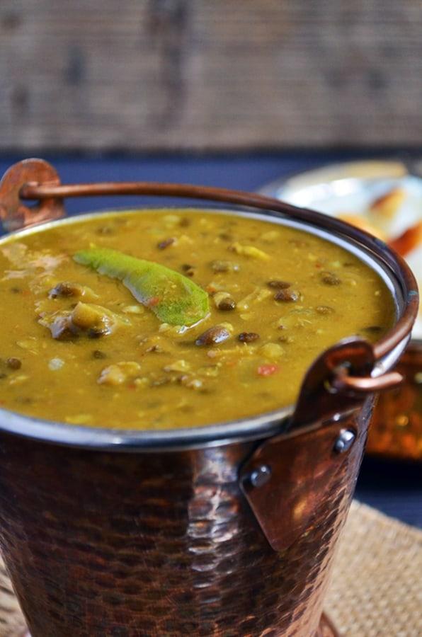 Restaurant style dal makhani recipe3