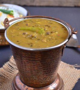 Restaurant style dal makhani step9