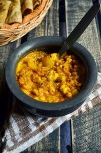 Restaurant-style-sweet-corn-masala-curry
