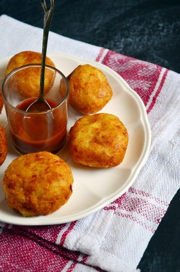 how to make aloo paneer kofta recipe