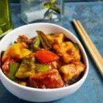 Chilli paneer gravy recipe | How to make chilli paneer gravy recipe