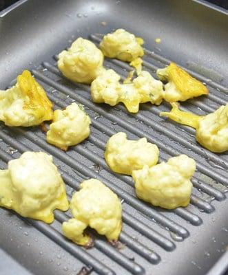 tandoori gobi recipe step 5