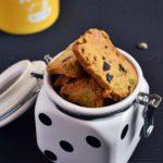 Cranberry Pistachio Cookies Recipe (Eggless)