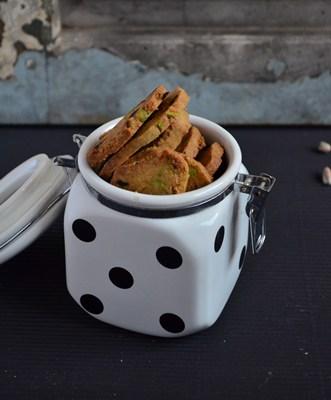 cranberry pistachio cookies recipe steps