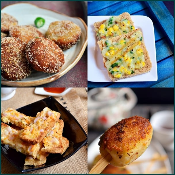 10 easy indian bread recipes