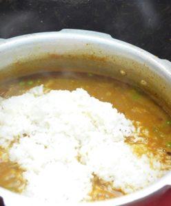Making bisibelebath recipe