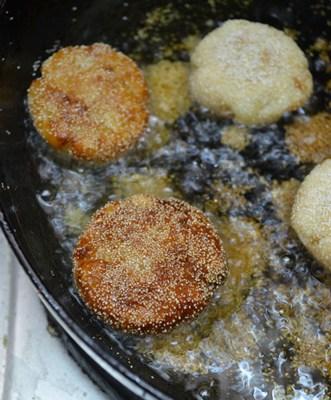 frying cutlet