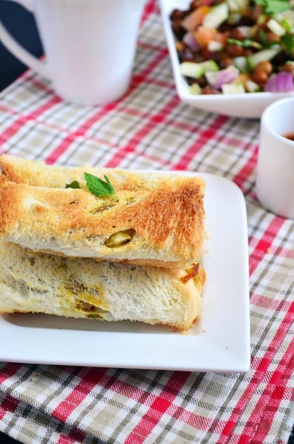 baked bread rolls recipe-a