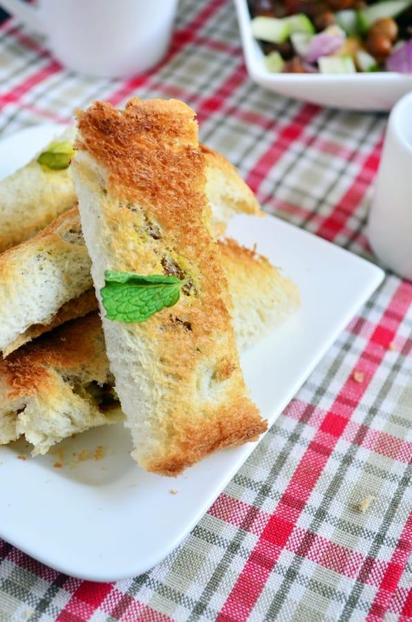 baked bread rolls recipe-d