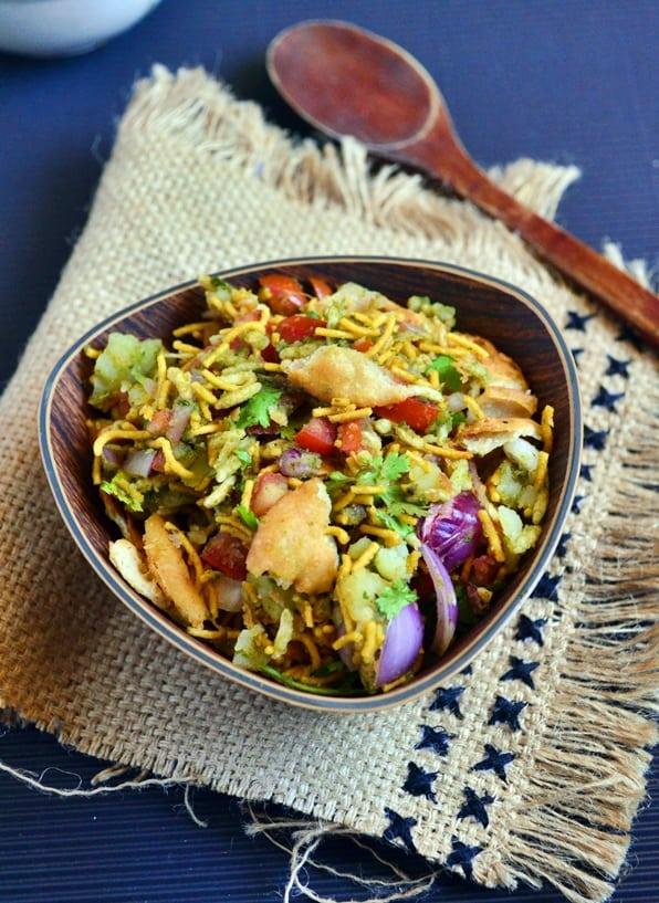 bhel puri recipe, how to make bhel puri recipe