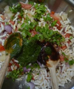 bhel puri recipe step 4