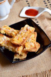 carrot bread sticks recipe