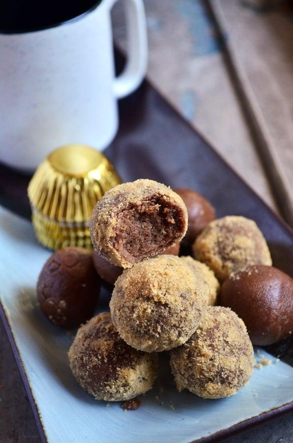 chocolate biscuit balls recipe2