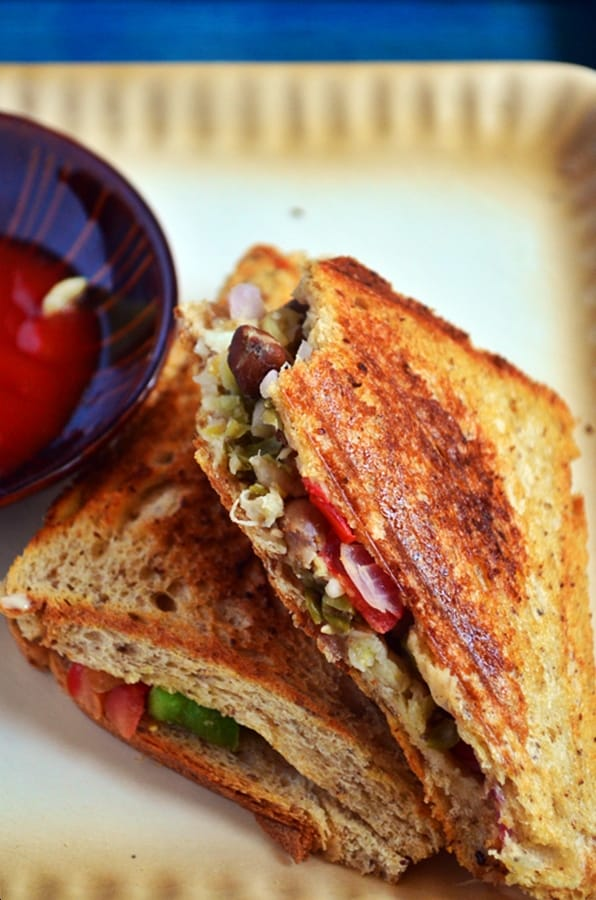 sprouts sandwich recipe-b