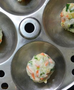 veg manchurian gravy step3