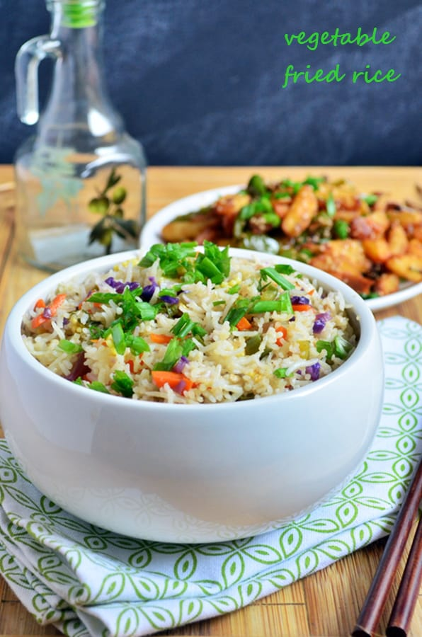 How To Make Fried Chinese Rice Like In The Restaurants