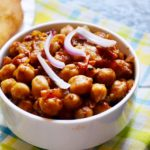 Peshawari chole recipe,how to make peshawari chole masala recipe