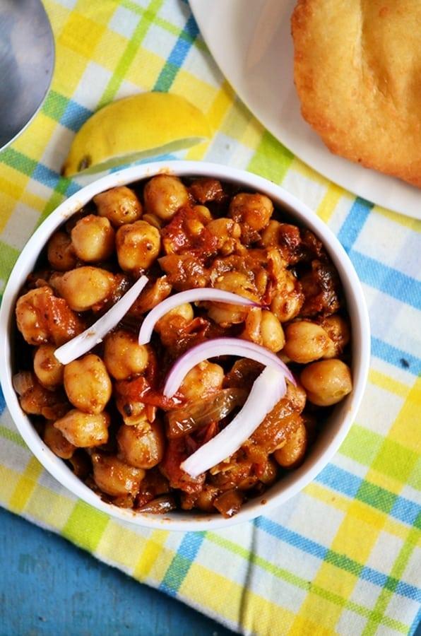 Peshawari chole masala recipe a