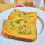 bread besan toast recipe