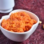 easy carrot halwa recipe with condensed milk