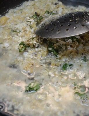oats pongal-cook oats